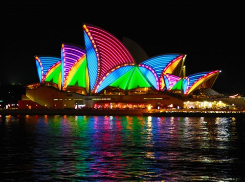 Vivid: Lighting The Sails